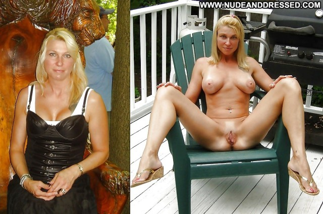 Aide Private Pics Milf Amateur Dressed And Undressed Blonde Mom