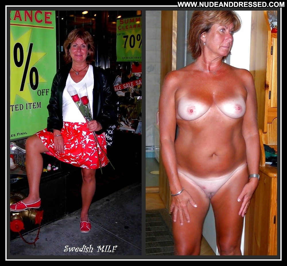 swedish amateur milf