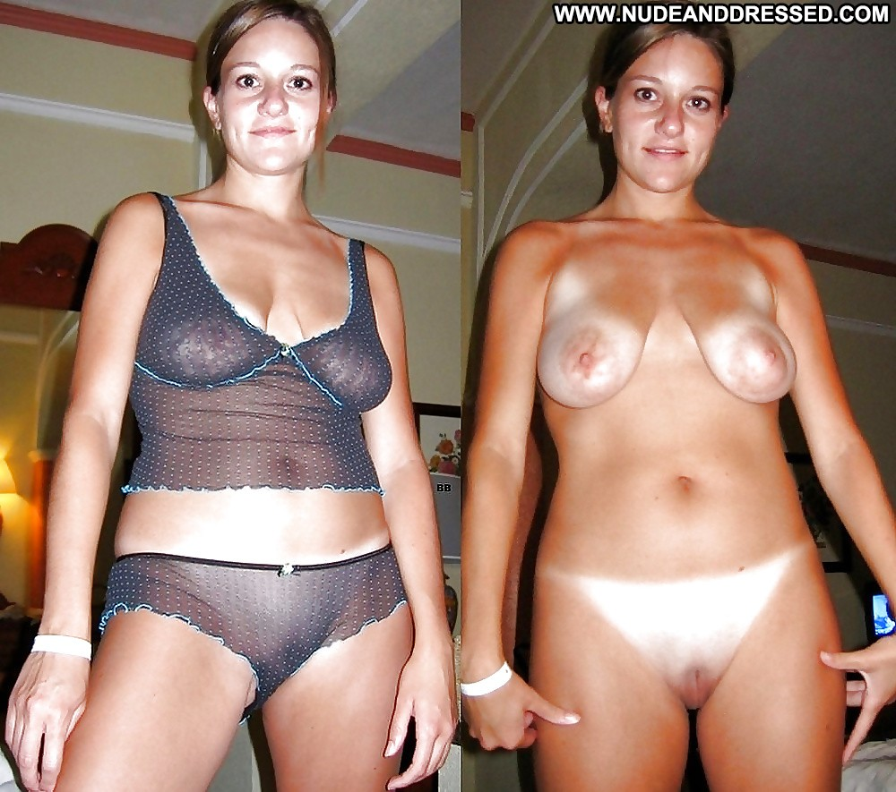 Natural Boobs Dressed Undressed-5989