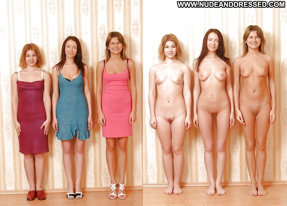 Clothed naked people your