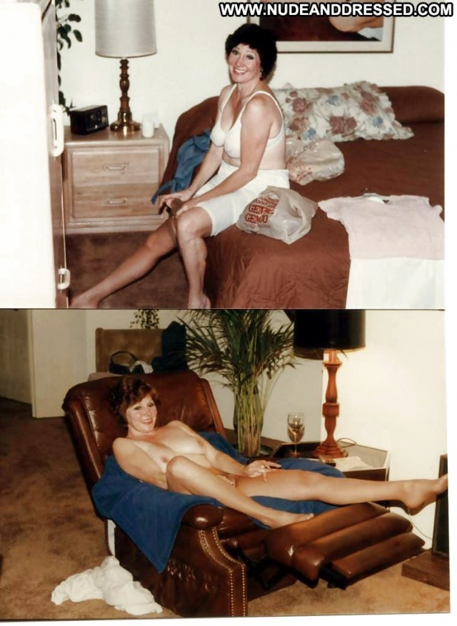 Shirl Private Pics Vintage Porn Dressed And Undressed Hairy Amateur