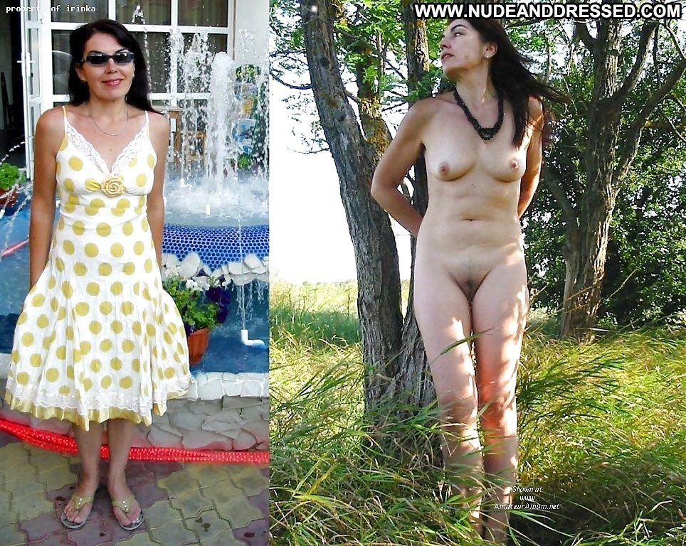 Amateur girls dressed undressed pics part2 2
