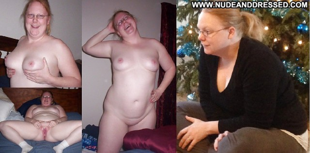 Myranda Private Pics Amateur Bbw Redhead Dressed And Undressed