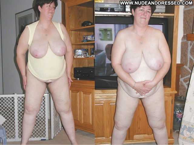 Trista Private Pics Dressed And Undressed Mature Bbw Amateur